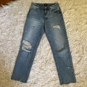 BDG Urban Outfitters Mom High Rise Denim Jeans